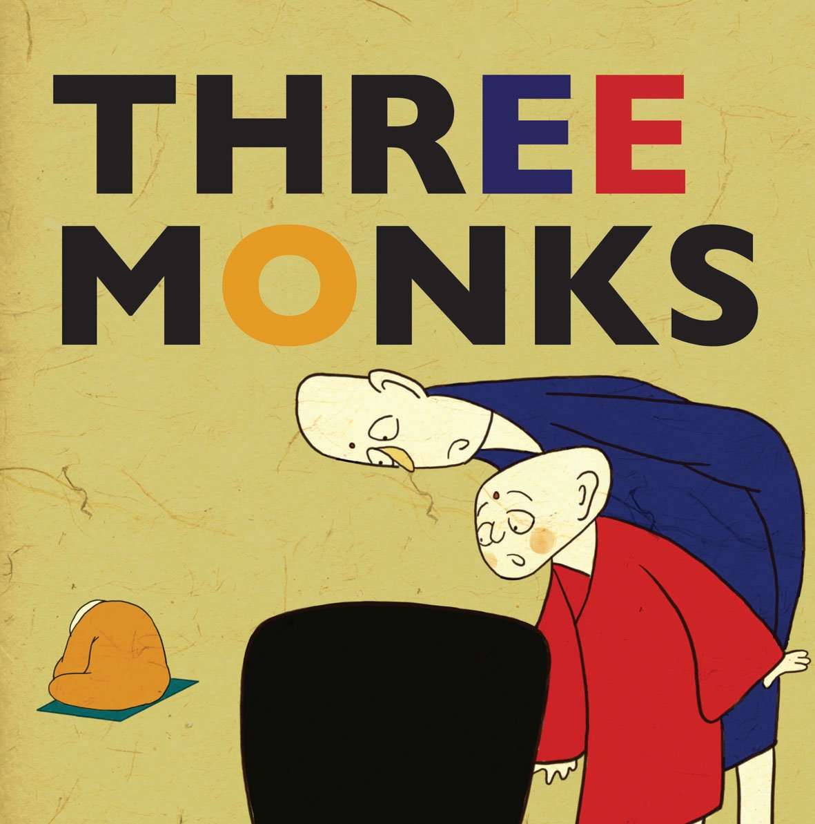 Three Monks | Animation