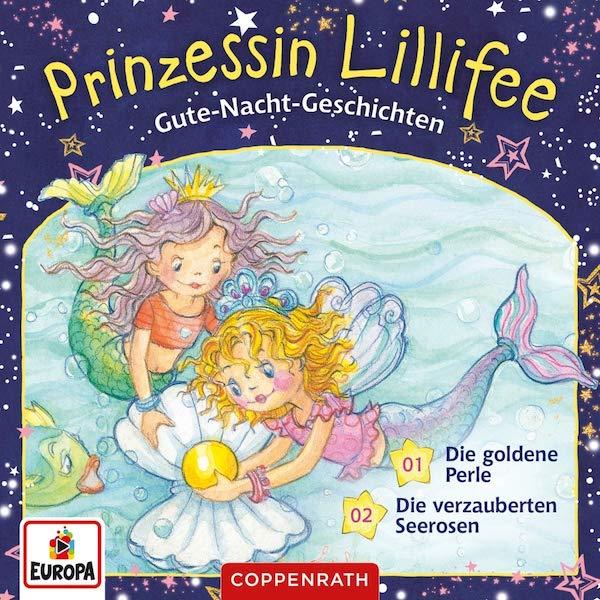 Gute-Nacht-Geschichten mit Prinzessin Lillifee CD 1
