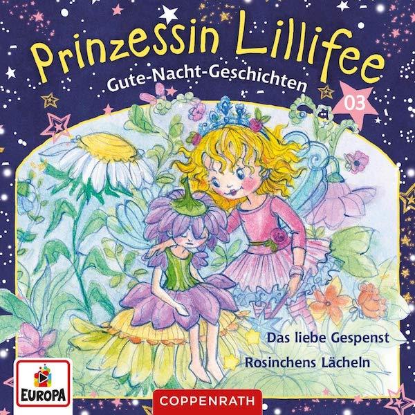 Gute-Nacht-Geschichten mit Prinzessin Lillifee CD 3