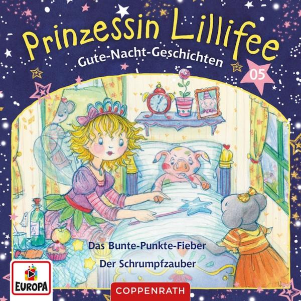 Gute-Nacht-Geschichten mit Prinzessin Lillifee CD 5