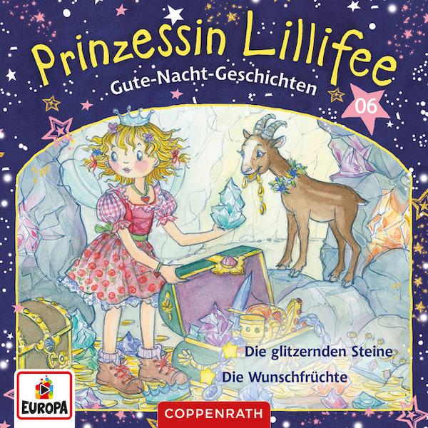Gute-Nacht-Geschichten mit Prinzessin Lillifee CD 6