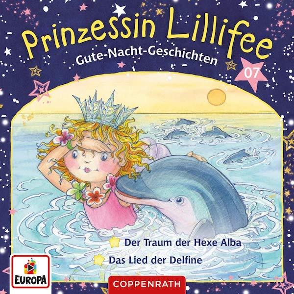 Gute-Nacht-Geschichten mit Prinzessin Lillifee CD 7