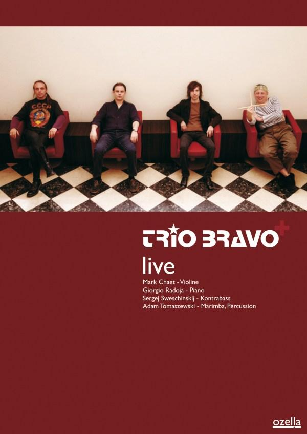 DVD - Trio Bravo<sup>+</sup> live (DVD)